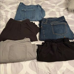 Women's pants bundle 18